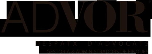 Logo ADVOR Despatx d'advocats